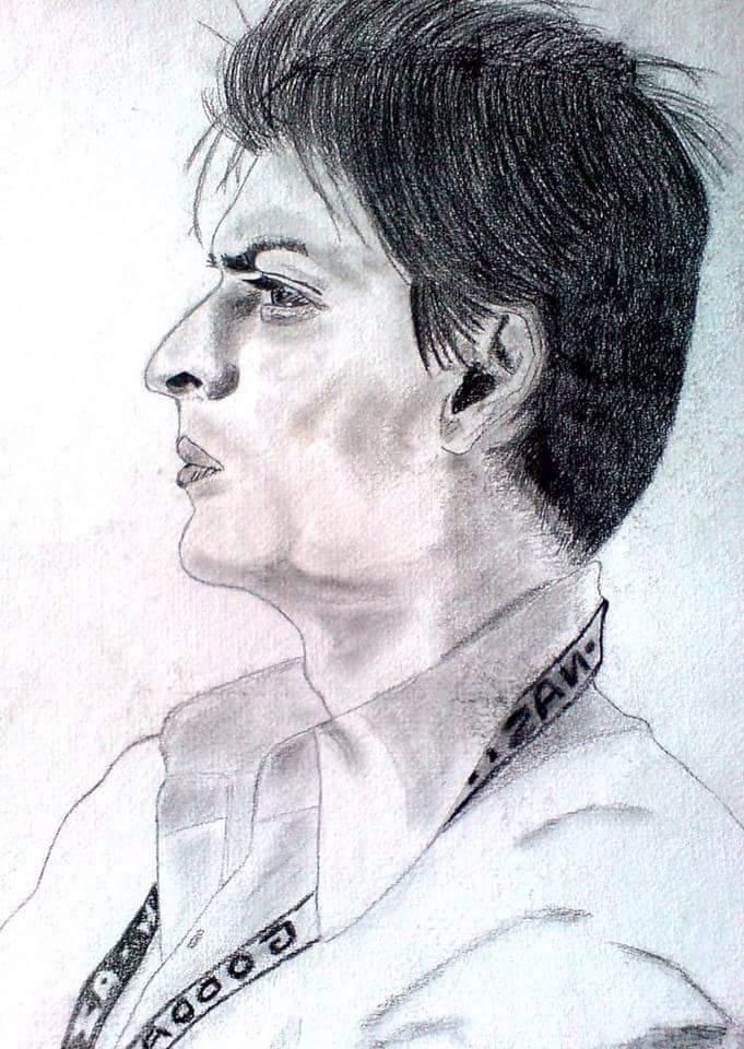 Shahrukh Khan par UmmSalima